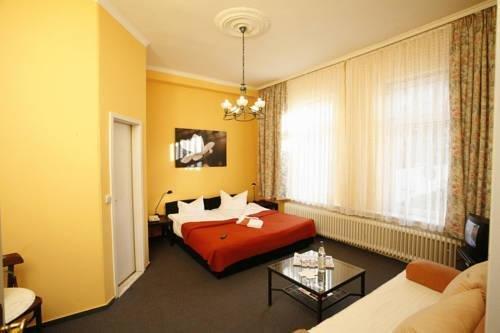 Garten Hotel Hamburg, Гамбург