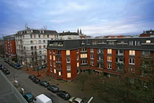 Garten Hotel Hamburg - фото 13