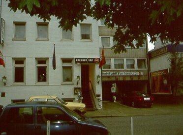 Garten Hotel Hamburg - фото 14