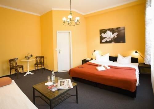 Garten Hotel Hamburg - фото 3