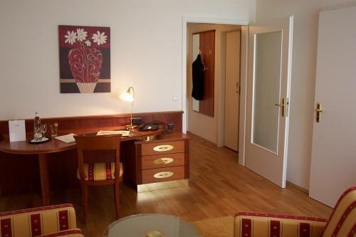 NewLivingHome Residenzhotel Hamburg - фото 5