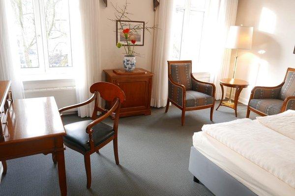 Hotel Heimhude - фото 5