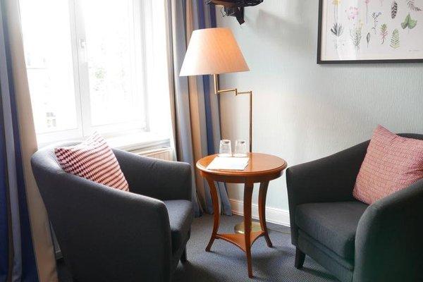 Hotel Heimhude - фото 6