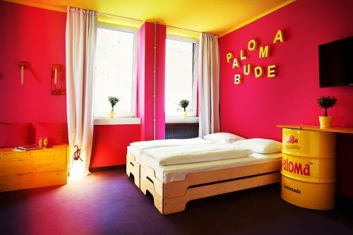 Superbude Hotel Hostel St. Georg - фото 7