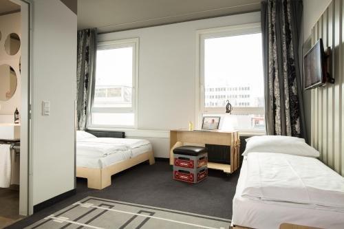 Superbude Hotel Hostel St. Georg - фото 1