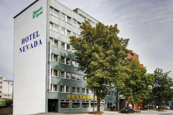 Hotel Nevada Hamburg - фото 22