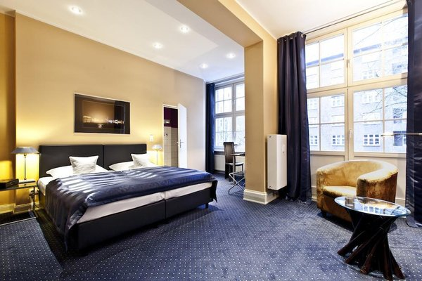 Hotel Wagner im Dammtorpalais - фото 28