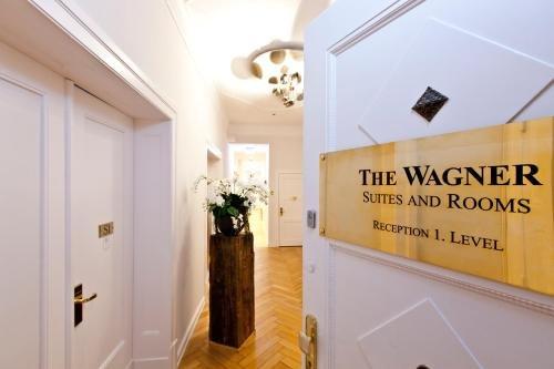 Hotel Wagner im Dammtorpalais - фото 16