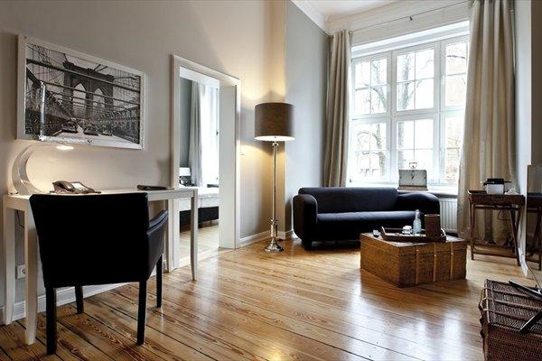 Hotel Wagner im Dammtorpalais - фото 5