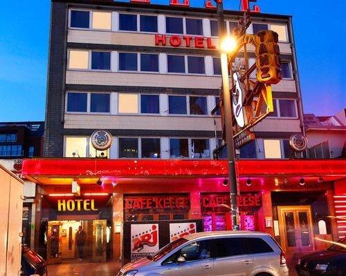 Centro Hotel Keese - фото 22