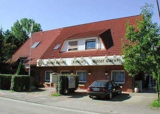 Hotel Kiek in Garni - фото 16