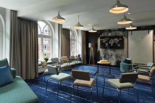 Renaissance Hamburg Hotel - фото 4