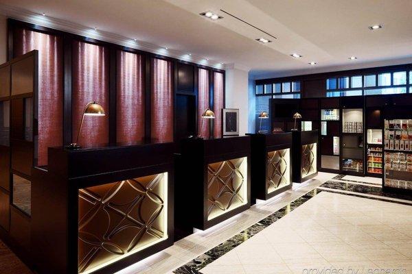 Hamburg Marriott Hotel - фото 12