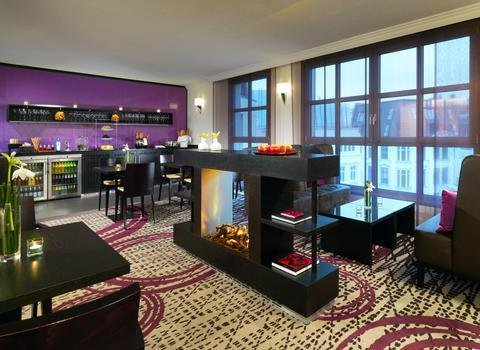 Hamburg Marriott Hotel - фото 13