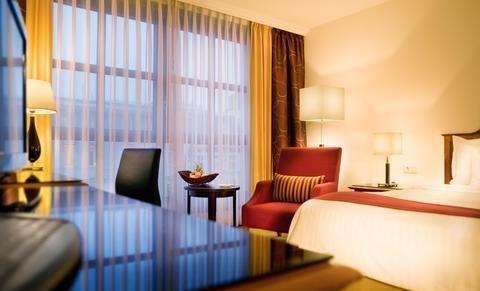Hamburg Marriott Hotel - фото 2