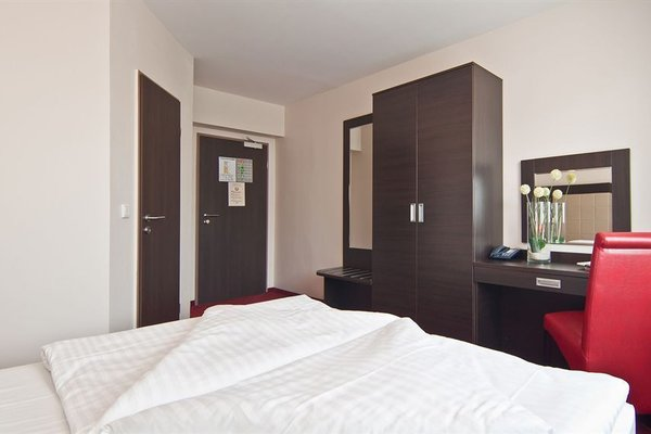 Novum Hotel Savoy Hamburg Mitte - фото 7