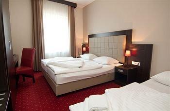 Novum Hotel Savoy Hamburg Mitte - фото 2