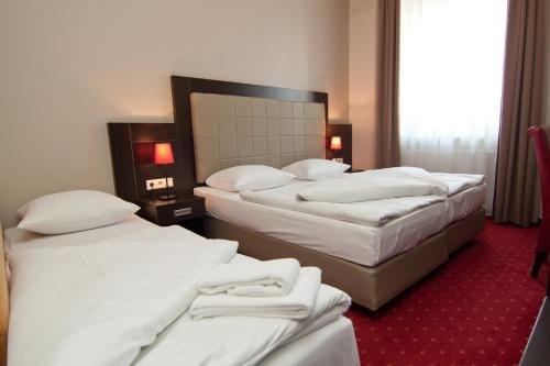 Novum Hotel Savoy Hamburg Mitte - фото 4