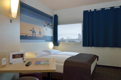 B&B Hotel Hamburg-Altona - фото 1