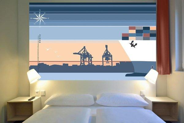 B&B Hotel Hamburg-Altona - фото 2