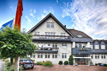 Hotel Poppenbutteler Hof - фото 23