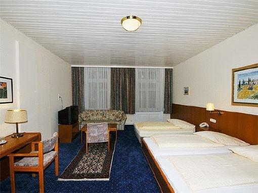 Hotel Bei der Esplanade - фото 1