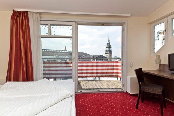 Novum Hotel City Apart Hamburg - фото 4