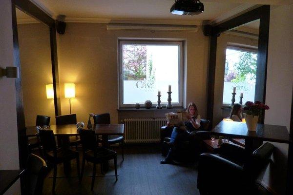 Hotel am Rothenbaum - фото 10