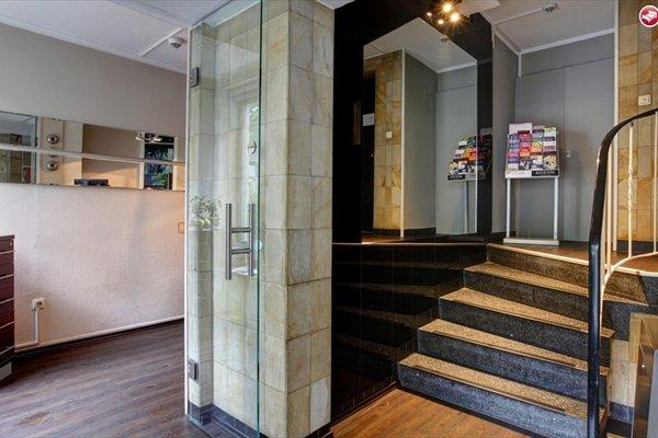 Hotel am Rothenbaum - фото 11