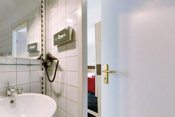 Hotel am Rothenbaum - фото 12
