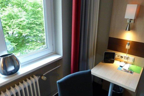 Hotel am Rothenbaum - фото 8