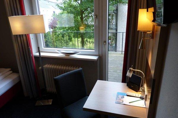 Hotel am Rothenbaum - фото 9