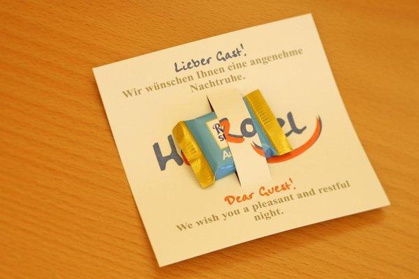 Heikotel - Hotel Am Stadtpark - фото 6