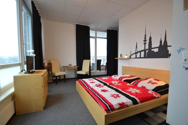 Arena Hostel Hamburg - фото 13