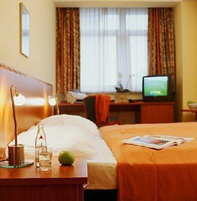 Novum Hotel Belmondo Hamburg Hbf - фото 2