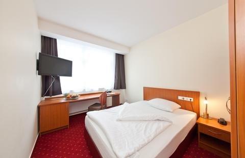 Novum Hotel Belmondo Hamburg Hbf - фото 4