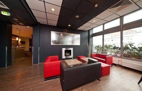 Novum Hotel Belmondo Hamburg Hbf - фото 7