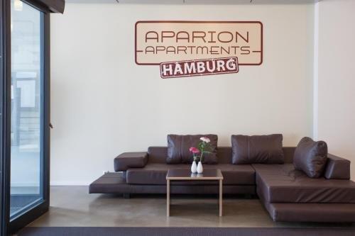 Aparion Apartments Hamburg - фото 6