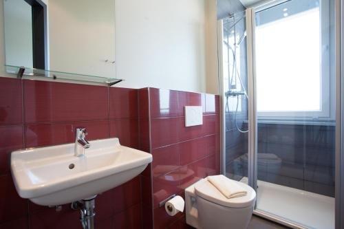 Aparion Apartments Hamburg - фото 9