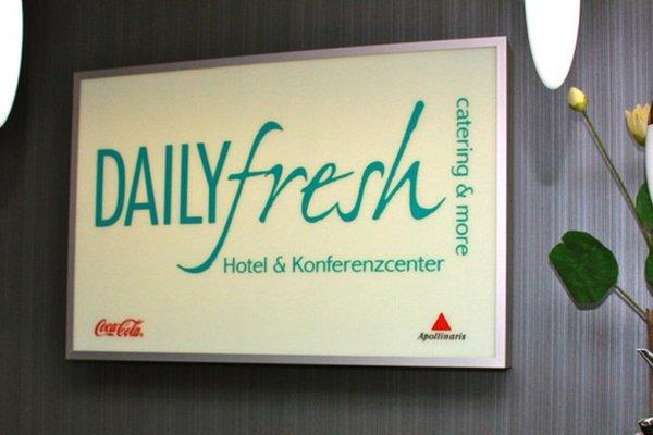 Daily Fresh Hotel und Konferenzcenter - фото 20