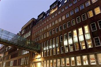 Henri Hotel Hamburg Downtown - фото 22