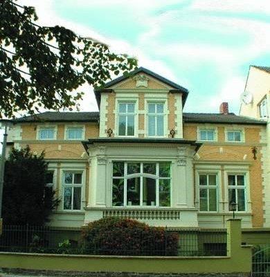 Гостиница «Behrens», Хальденслебен