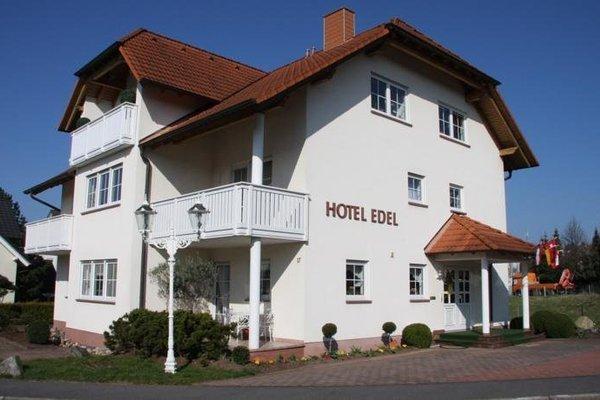 Hotel Edel - фото 14