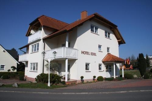 Hotel Edel - фото 15