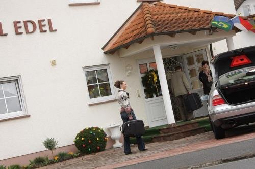 Hotel Edel - фото 16
