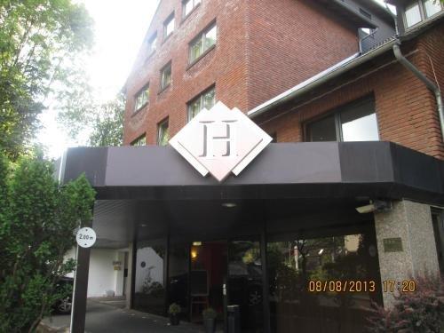 Home Hotel Haan - фото 23