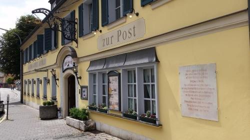 Gasthof-Hotel Arnold - фото 19