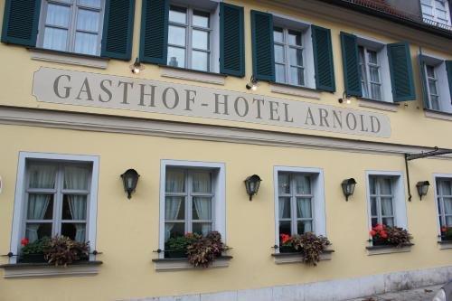 Gasthof-Hotel Arnold - фото 22