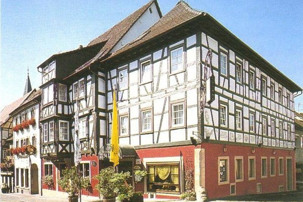 Hotel Restaurant zum Lamm - фото 6
