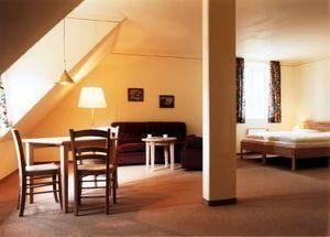 Гостиница «Landhaus Elbufer», Гюдыторф